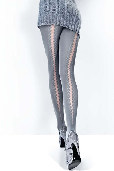 Patterned pantyhose pics