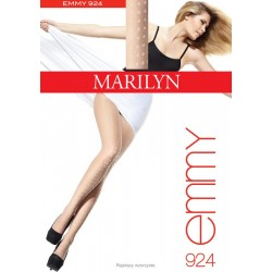 Emmy 924 Patterned Pantyhose by Marilyn