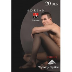 Street Men's Pantyhose by Adrian