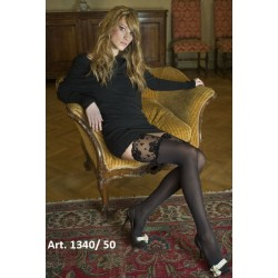 Semi-Opaque Thigh-Highs 1340/50 by Primavera