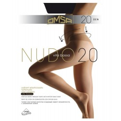 Nudo 20 VB Sheer Low-Rise Pantyhose