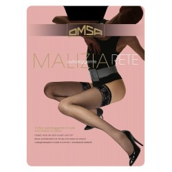 Omsa Malizia Fishnet Thigh-Highs