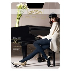 Omsa Memory Patterned Tights