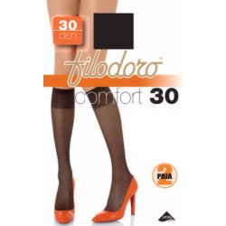 Filodoro Comfort 30 Knee-Highs (2-Pair Pack)