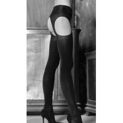 Trasparenze Cortina Suspender Tights