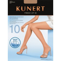 Teint - Kunert Fresh Up 10 Pantyhose
