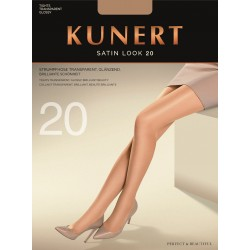 Black - Kunert Satin Look 20 Pantyhose