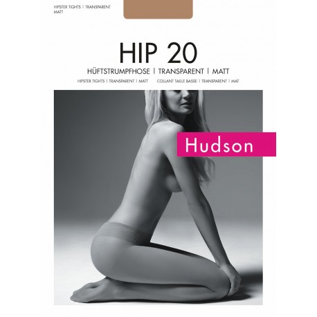 Hudson Hip 20 Sheer Low-Rise Pantyhose