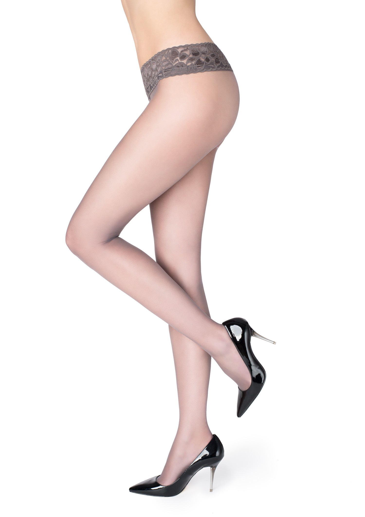 low rise support pantyhose