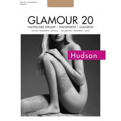 Hudson Glamour 20 Glossy Thigh-Highs