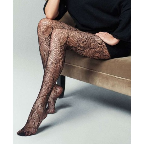 Pizzo Sissi Tights by Veneziana