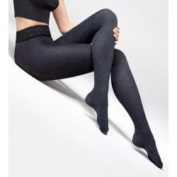 Marilyn Grace R03 Herringbone Tights