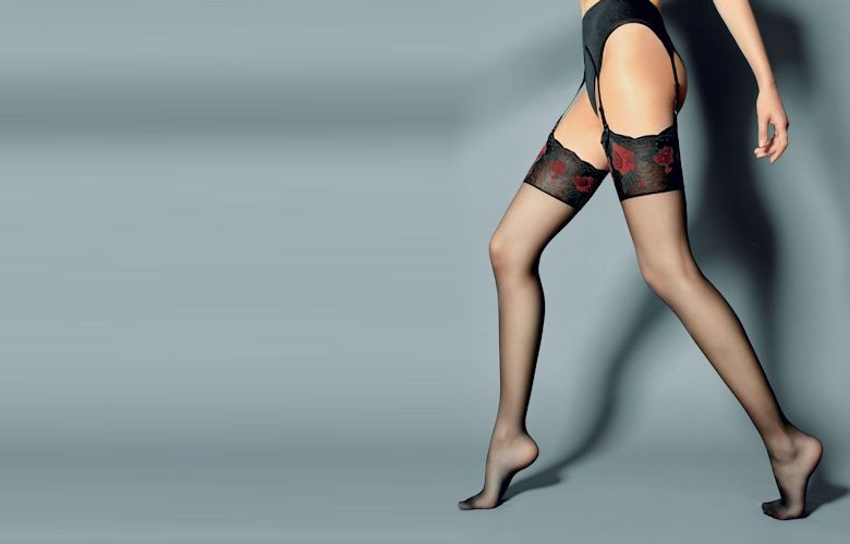 Shop sheer stockings at TheStylishFox.com